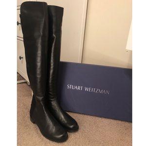 Never Worn Stuart Weitzman 5050 Boot